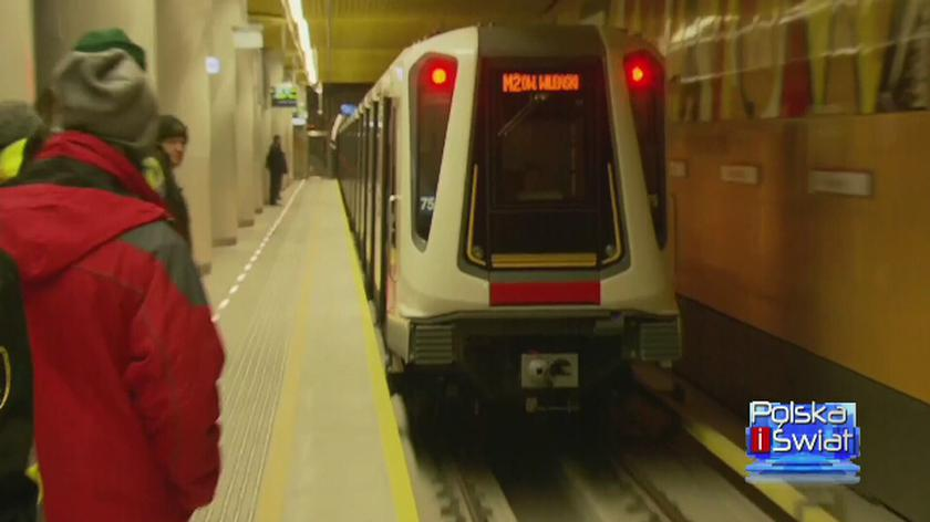 Opóźnienia w budowie metra