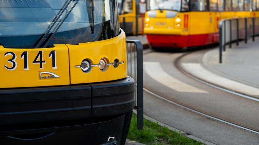 W piątek nowy tramwaj hyundai wyruszył na trasę z dziennikarzami