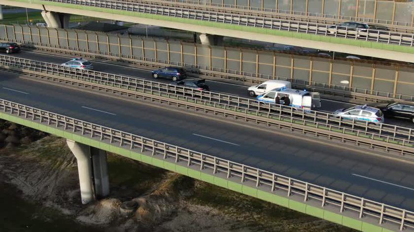 Policja zatrzymała kierowcę po pościgu