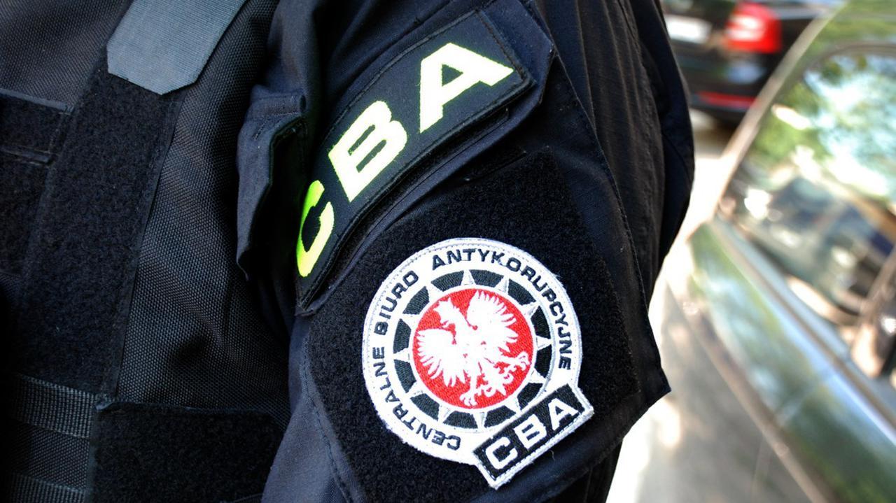 CBA zatrzymało pięć osób, wśród nich jest była wiceprezydent Krakowa
