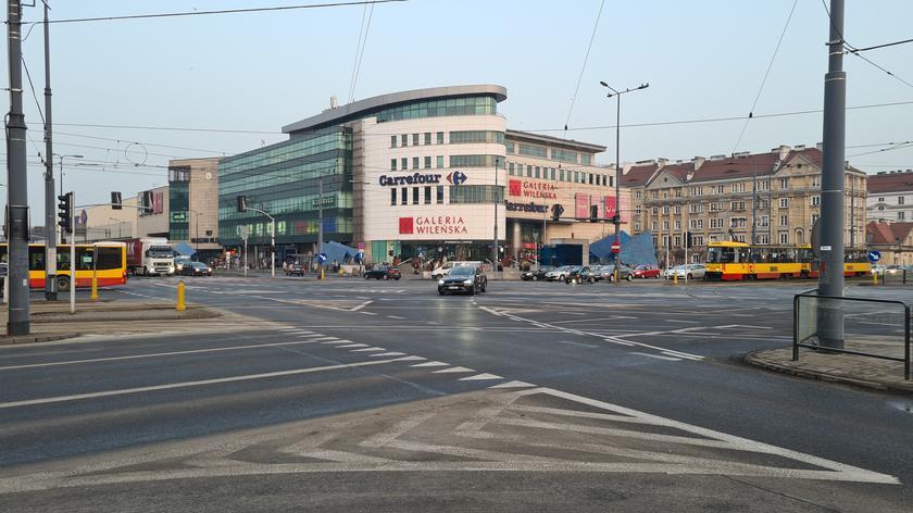 """Do zdarzenia doszło 5 lutego na skrzyżowaniu """"Solidarności"""" z Targową"""