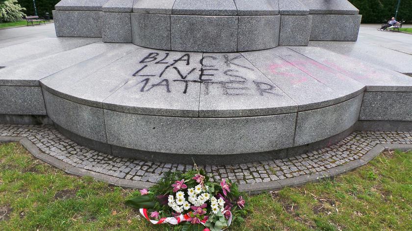 Pomnik Kościuszki zniszczony po raz drugi