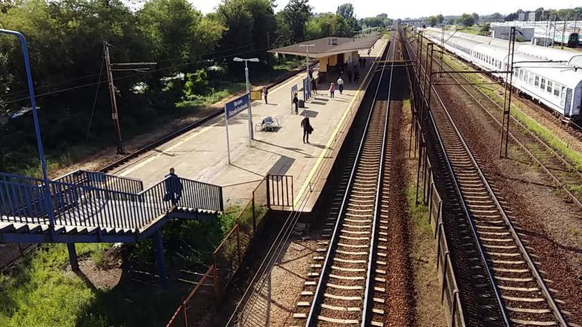 PKP PLK zapowiadają remont torów między Dworcem Wschodnim i stacją Warszawa Wawer
