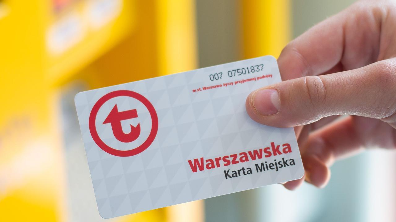 Ważność karty miejskiej można sprawdzić online