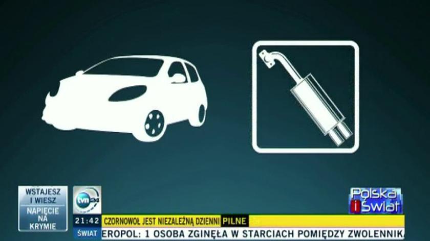 Reportaż Łukasza Wieczorka o wypożyczalni aut