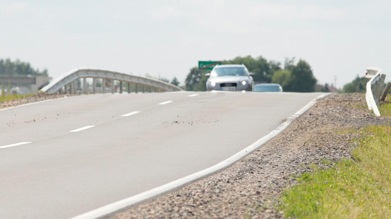 Mieszkańcy alarmowali, że droga S7 jest niebezpieczna. Doszło do śmiertelnego wypadku, zmian nie będzie