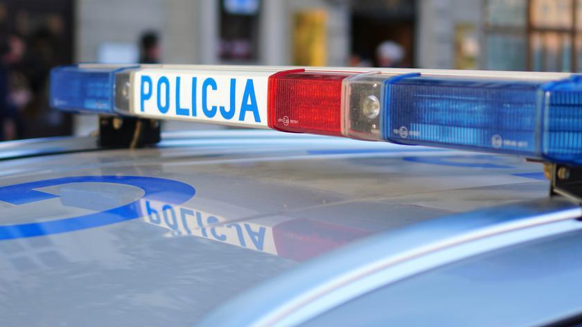 Policja o zatrzymaniu 31-letniego Aleksandra K.
