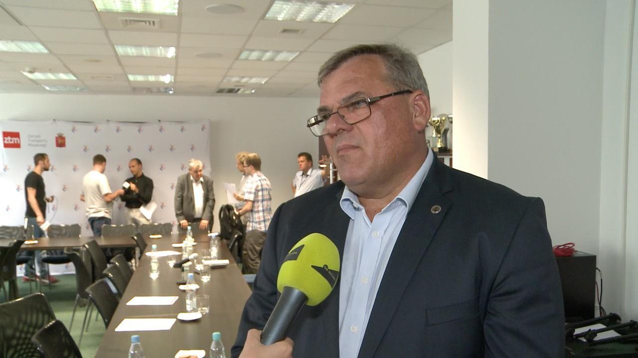Zmiany w Zarządzie Transportu Miejskiego. Wiesław Witek nie będzie już dyrektorem