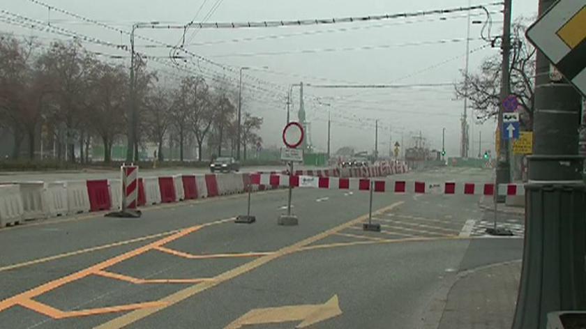Zamknięta Marszałkowska