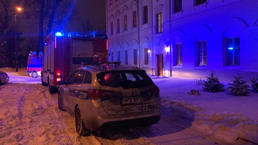 """W Pruszkowie doszło do """"zranienia mężczyzny ostrym narzędziem"""""""