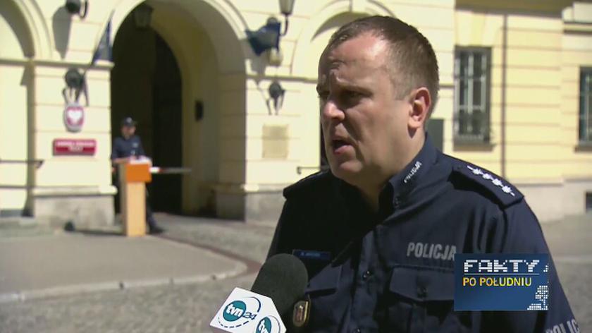 Rzecznik o działaniach policji