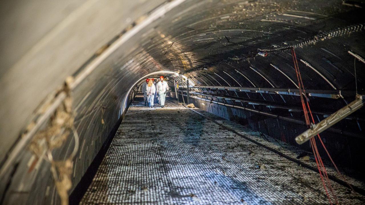 Prokuratorzy nie mogą wejść do tunelu, w którym doszło do awarii.