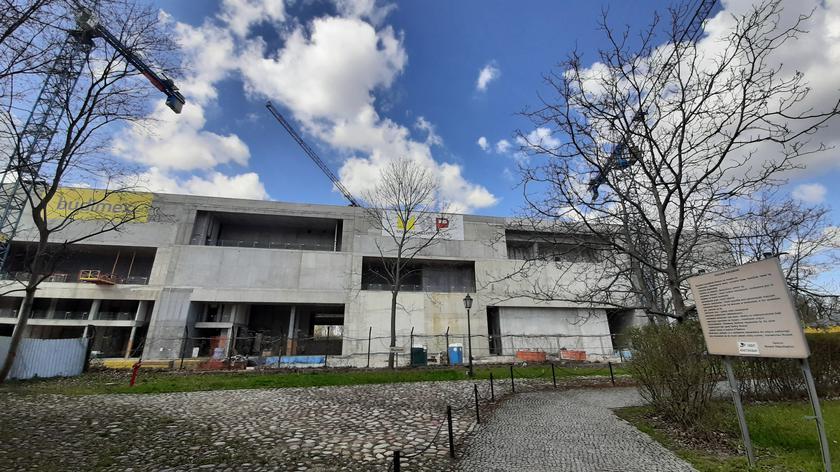 Budowa Muzeum na Żoliborzu