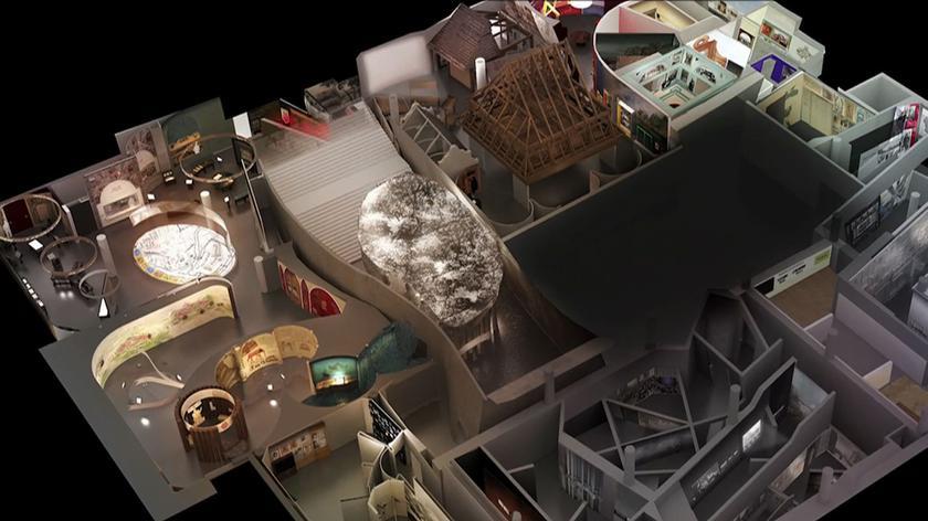 To będzie jedno z najnowocześniejszych polskich muzeów