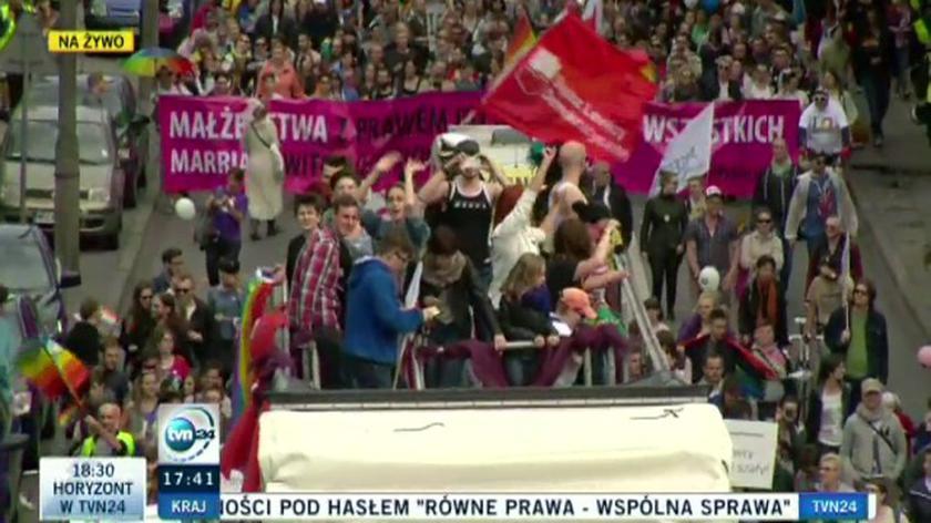 Parda Równości już na Pradze
