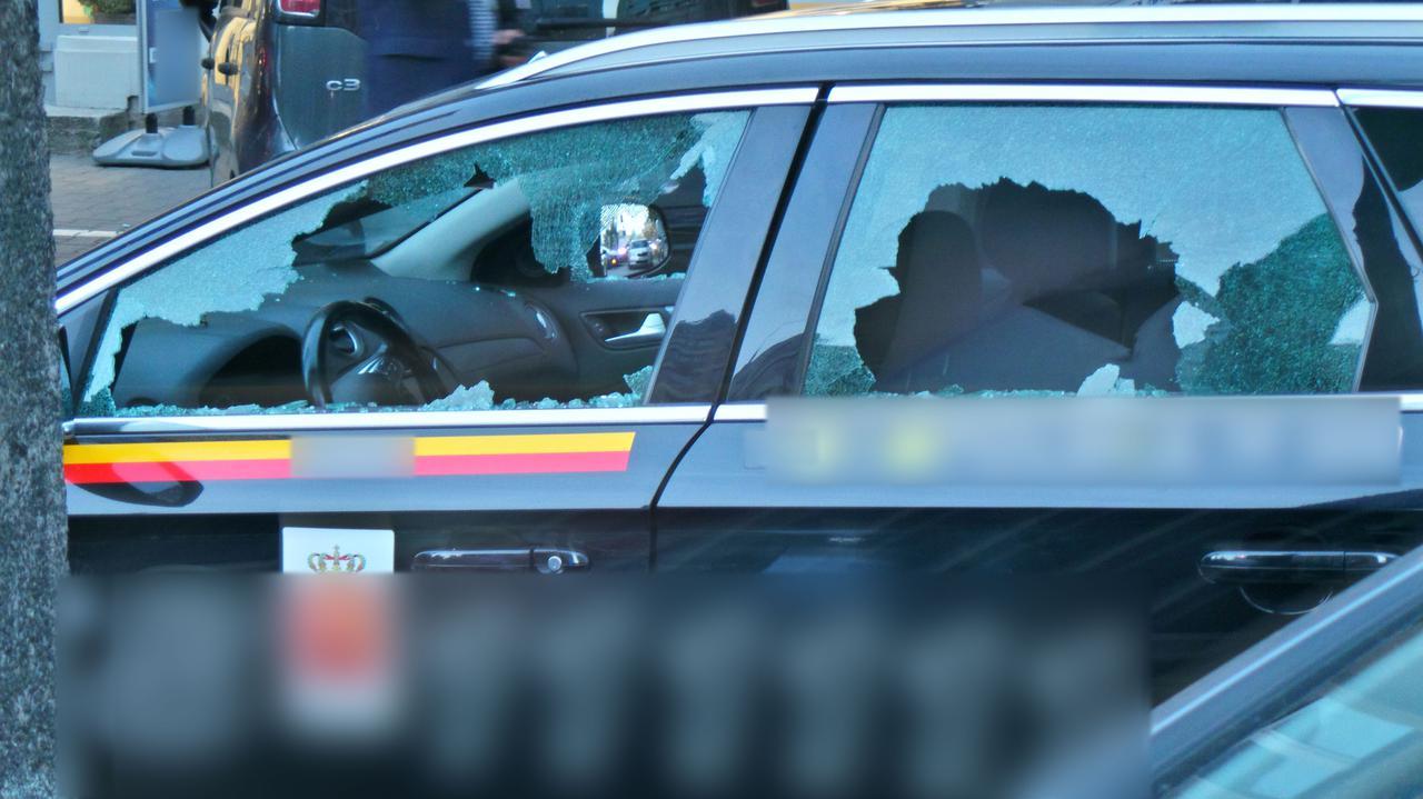 Napadli dwóch mężczyzn w taksówce. Prokuratura: chodzi o kradzież ponad miliona złotych