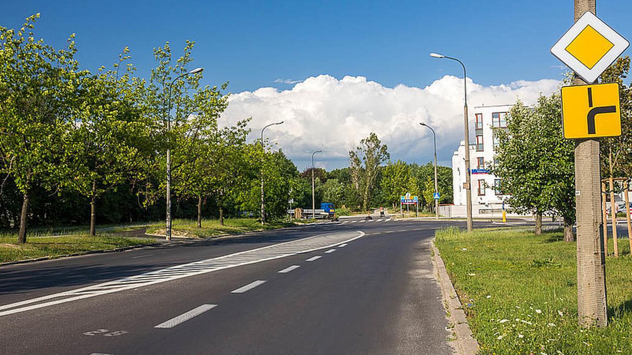 Nowe przetargi drogowe: rozbudowa Lazurowej i przedłużenie Ciszewskiego
