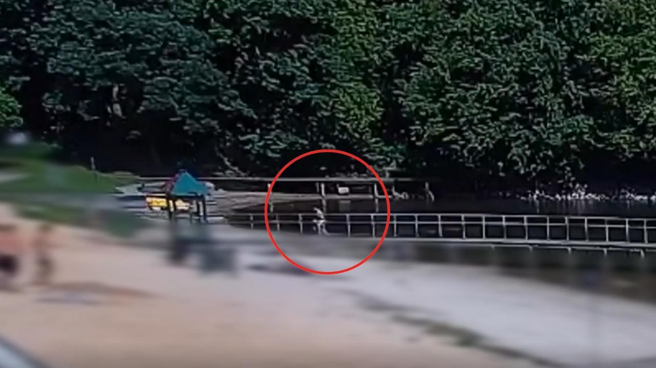 Najpierw myślał, że to worek, potem dostrzegł unoszące się ciało. 44-latek uratował tonącego mężczyznę