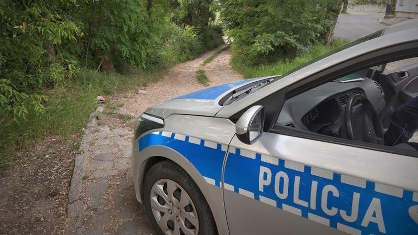 Czterolatka znaleziono kilometr od domu