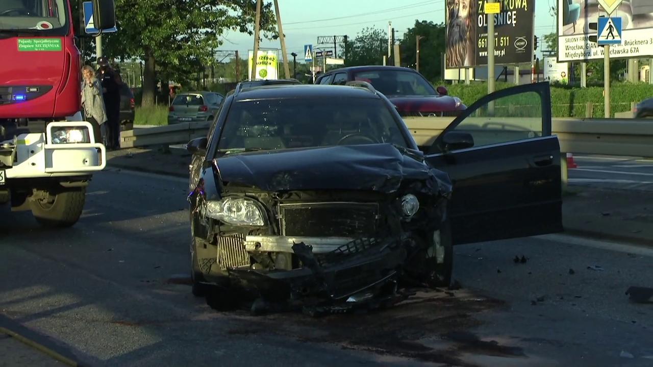 Zginął kierowca.